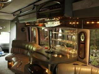 Sound system and bar