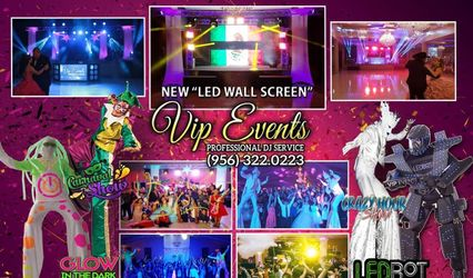 VIP Events DJ Service