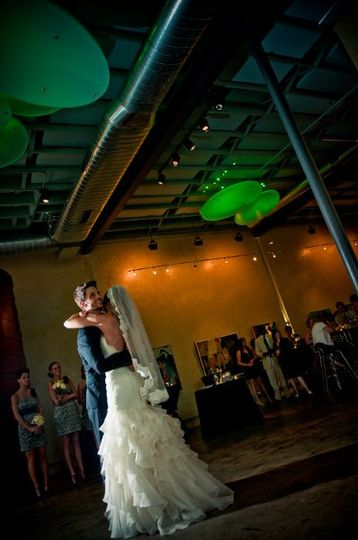 First dance Amy Wood Photography Wedding Reception - The Lotus Lounge