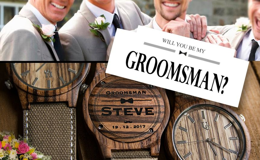 best groomsmen banner design 51 969140 1559136356