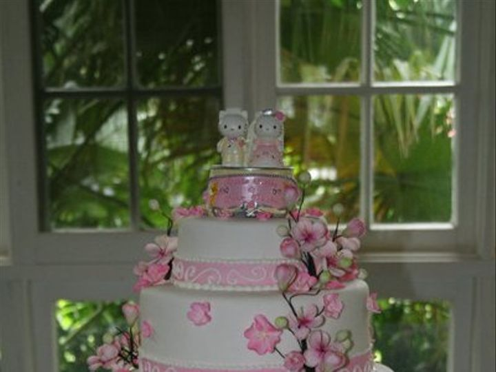 Tmx 1304117508186 Alysonsweddingcake San Antonio wedding