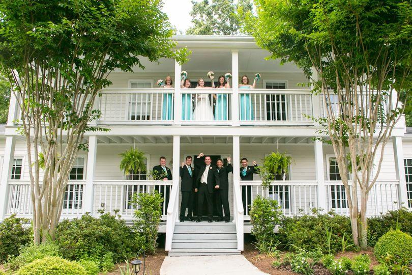 Bradford House And Gardens Venue Flowery Branch Ga Weddingwire