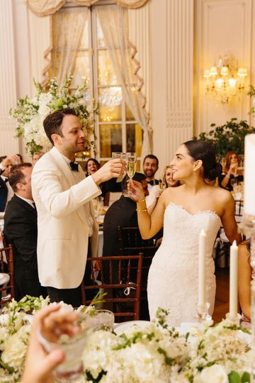 Rosecliff wedding