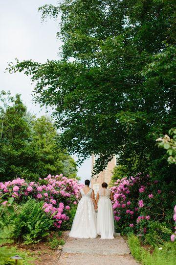 Crane estate same sex wedding