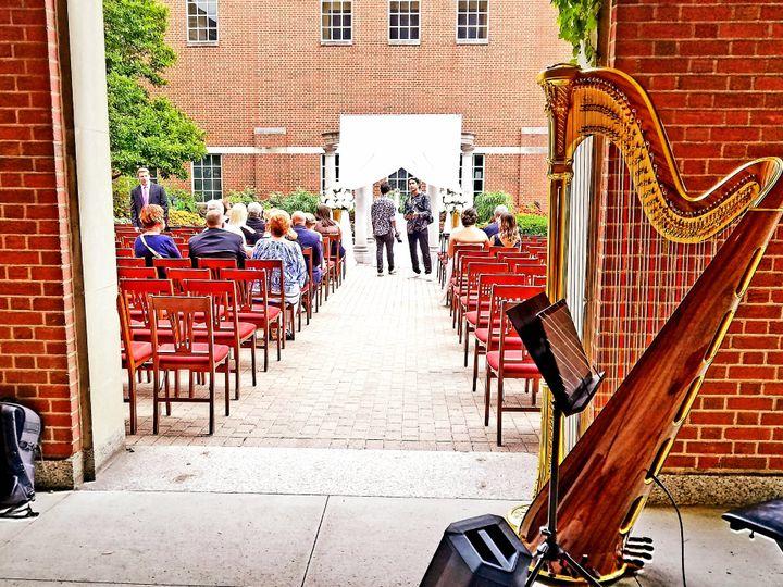 Tmx Bianca Harp 1 51 692240 West Bloomfield, Michigan wedding ceremonymusic