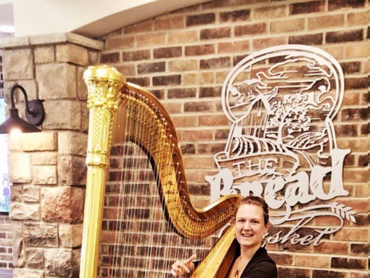 Tmx Bickford Harp 1 51 692240 West Bloomfield, Michigan wedding ceremonymusic