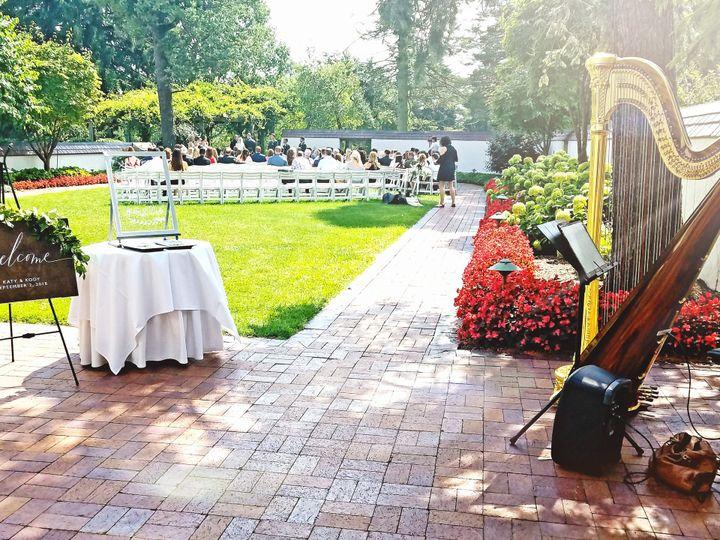 Tmx Katy And Kody Harp 1 51 692240 West Bloomfield, Michigan wedding ceremonymusic