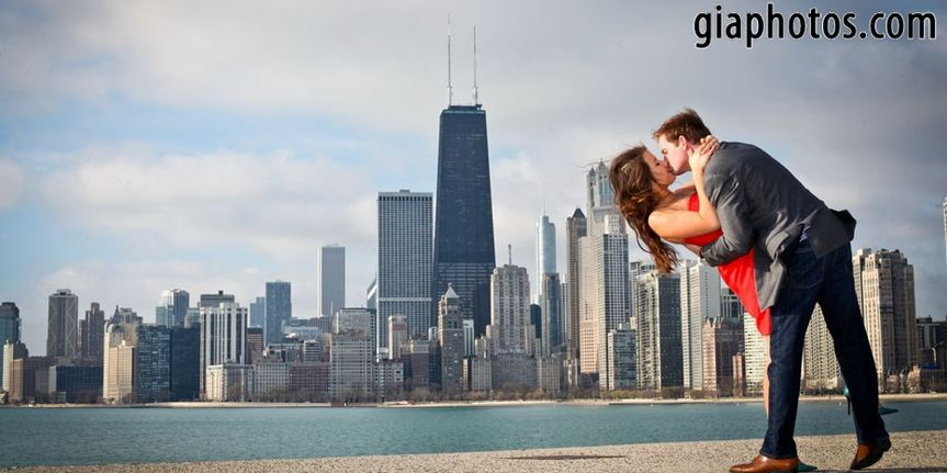 Chicago Engagemen Photographer