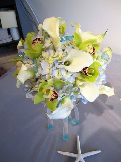 VOW Designed Bridal Bouquet.