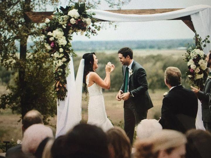 Tmx Arch William Sarah Laughing 51 325240 1562685782 Bastrop, TX wedding venue