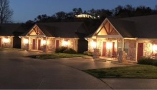 Tmx Cottages At Night 51 325240 Bastrop, TX wedding venue
