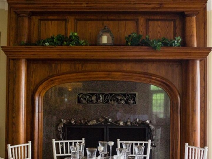 Tmx Upstairs Dinner Table In Front Of The Fire Place 51 325240 Bastrop, TX wedding venue