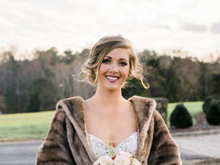 Tmx 1452525025960 The Yuletide Bride The Yuletide Bride 0052 Richmond, VA wedding beauty