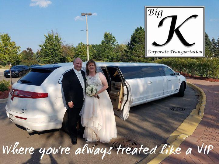Tmx 1523949984 305349373d593b98 1523949982 Ee8aa85a60d8995d 1523949978455 7 21762303 153995556 Pleasant Prairie wedding transportation