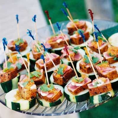 sushi wedding catering