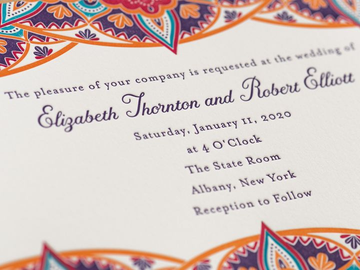 Tmx Wishbone Letterpress Ii 10 51 457240 158436779261480 Kingston, New York wedding invitation