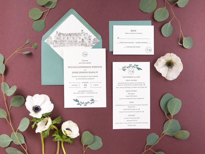Tmx Wishbone Letterpress Ii 22 51 457240 158436757993594 Kingston, New York wedding invitation