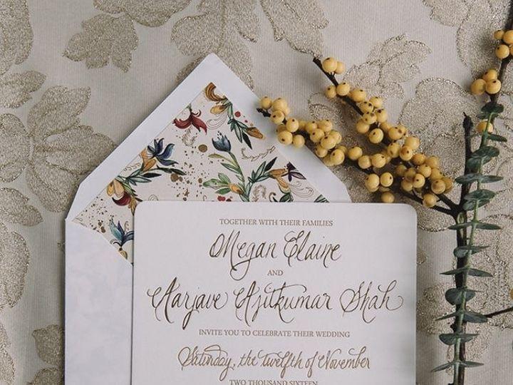 Tmx 1520197789 A050ce052f9c8156 1520197788 2659159c55502c19 1520197765985 9 Fullsizeoutput 668 Mount Pleasant wedding invitation