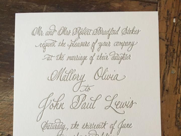 Tmx 1520197790 6f844e699c3ed0f8 1520197787 6e0c600a01077827 1520197765983 4 Fullsizeoutput 594 Mount Pleasant wedding invitation