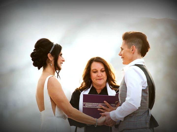 Tmx Jj Sher Wedding 3 Of Us During Ceremony 51 8240 158741691799669 Littleton, CO wedding officiant