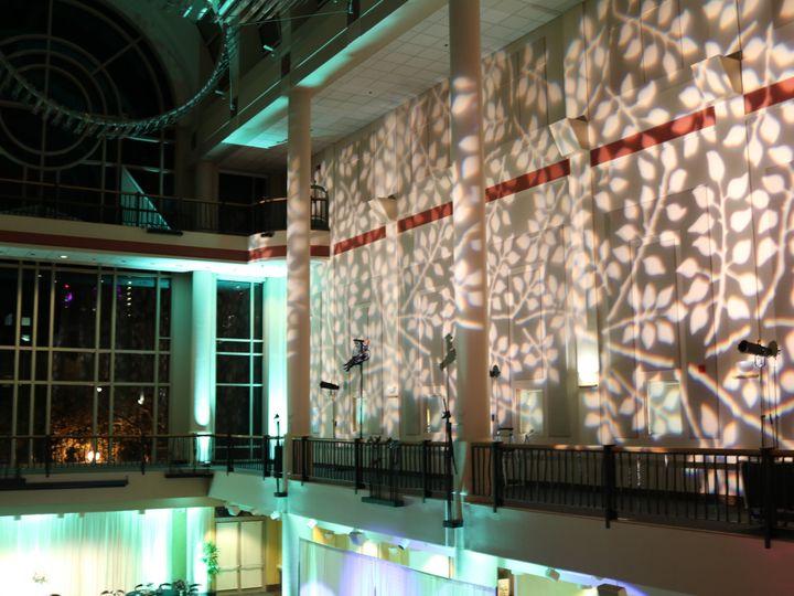 Tmx Library Galleria Design Leaf Mint Lighting Uplighting Brighten Up Event Lighting 2 51 928240 Sacramento, California wedding eventproduction