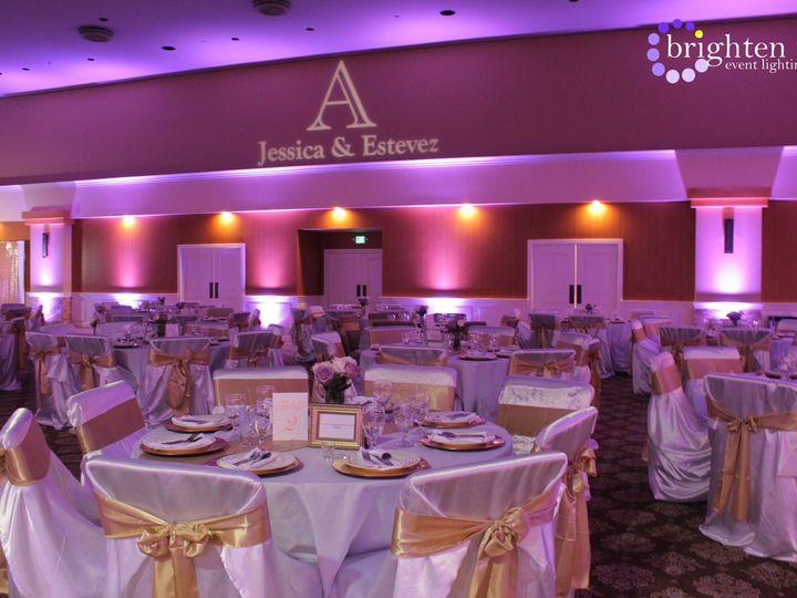 Tmx Rocklin Event Center Purple Uplighting Wedding Decor Brighten Up Event Lighting 13 51 928240 Sacramento, California wedding eventproduction