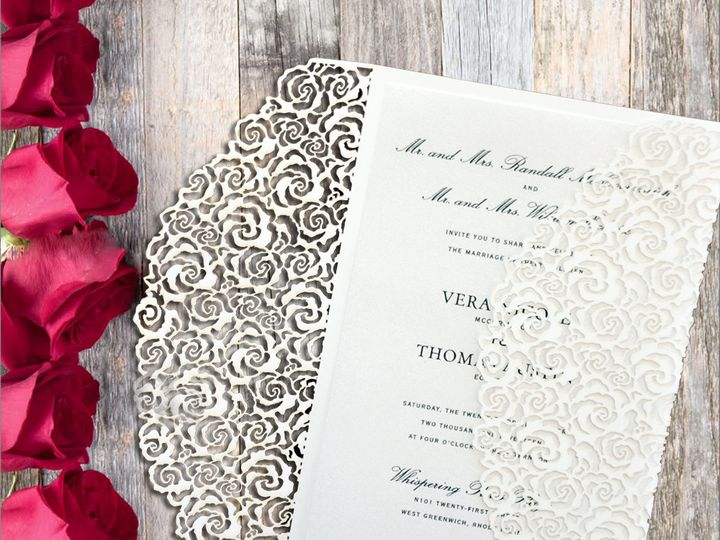 Tmx 1497576993151 Roses Logo Santa Rosa wedding invitation