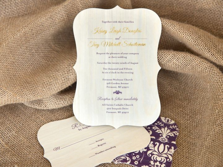 Tmx Img 5589 Copy 51 88240 158283725625906 Belmont, MI wedding invitation