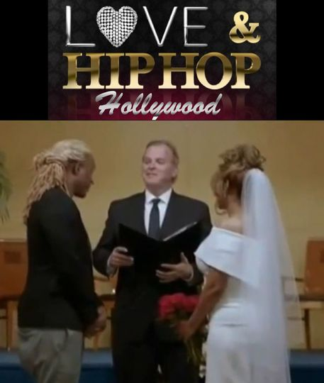 Hip Hop wedding