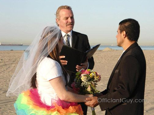 Tmx 1483385151393 Beach Weddings Los Angeles Casual Long Beach, California wedding officiant