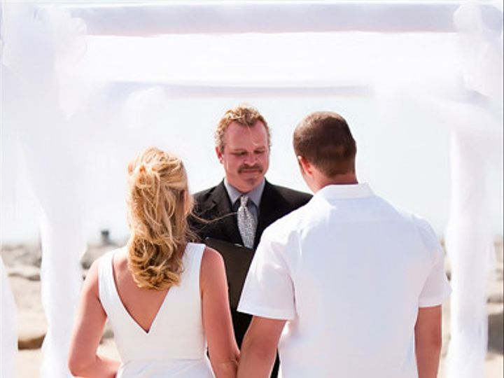 Tmx 1483385249010 Beach Weddings California Long Beach, California wedding officiant