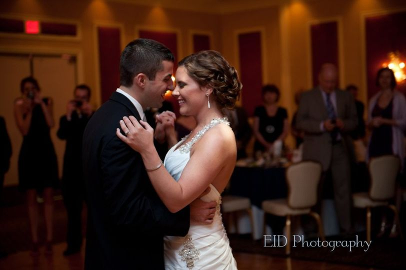 hudson valley wedding dj bri swatek grandview firs