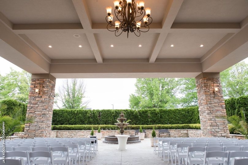 Outdoor Ceremonies Available