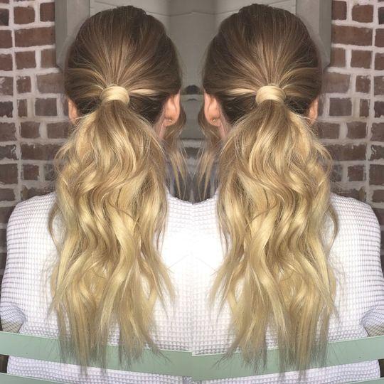 Posh Hair By Lindsay Beauty Health Savannah Ga Weddingwire