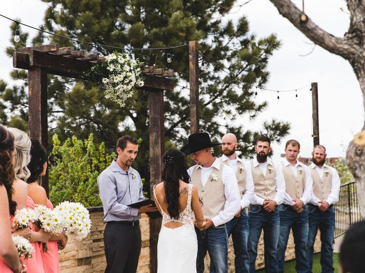 Tmx Brittanyhill Ceremony Taylorsam 2018 Wedgewoodweddings3 7 51 930340 1570858031 Denver, CO wedding venue