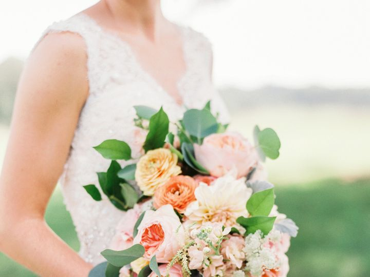 Tmx 1491306306531 Brennanwilliamwedding 074c Greensboro, NC wedding florist