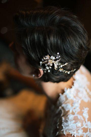M+B Wedding Details
