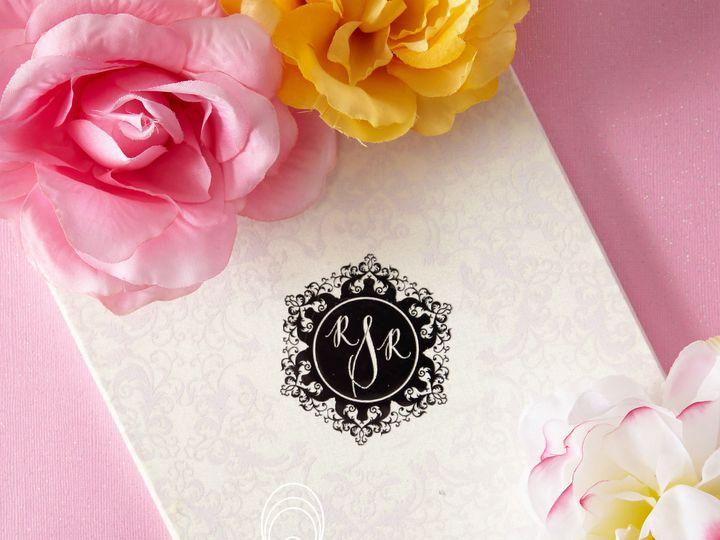 Tmx 1435504336534 Tri3 Naperville, IL wedding invitation