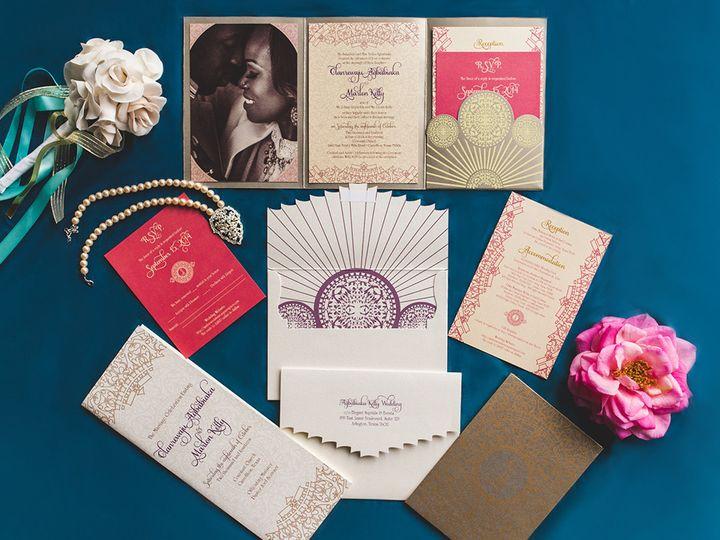 Tmx 1435504412581 Gallery Naperville, IL wedding invitation