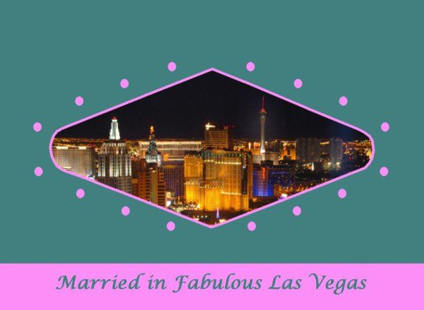 Married and Wedding In Vegas
