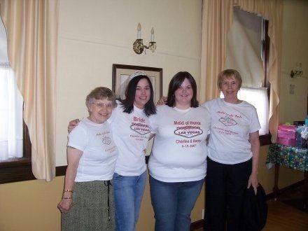 The Bridal Gang!