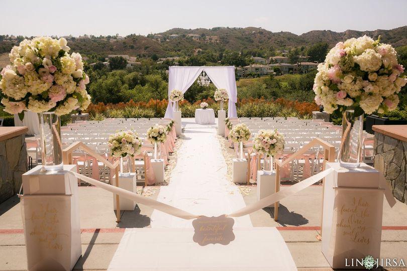 coto de caza country club wedding photography