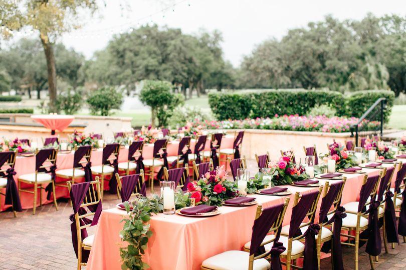 Fountain Terrace Reception