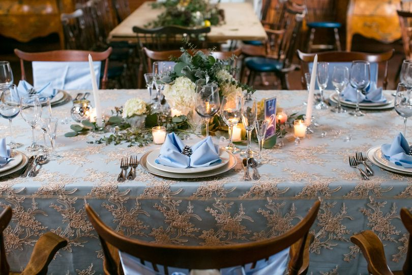 winter wonderland styled shoot jeannine marie phot