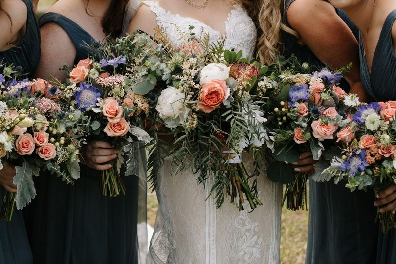 Whimsy Wildflower Bouquet