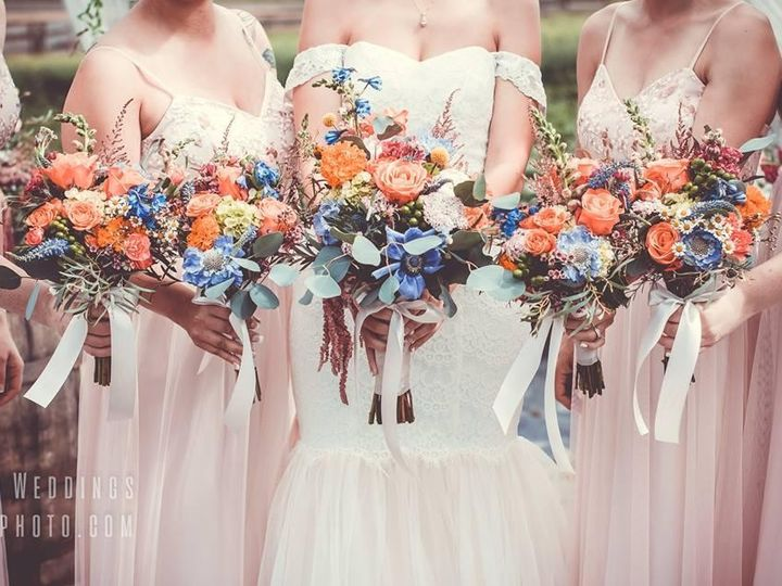 Tmx Bridesmaid3 51 365340 1570742342 White Salmon, WA wedding florist