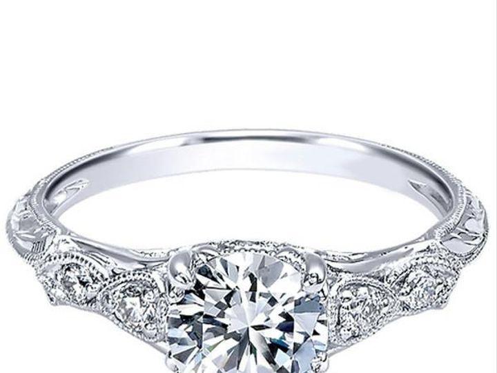 Tmx 1483989047741 Bengarelickhudson Diamond Engagement Ring Williamsville, NY wedding jewelry
