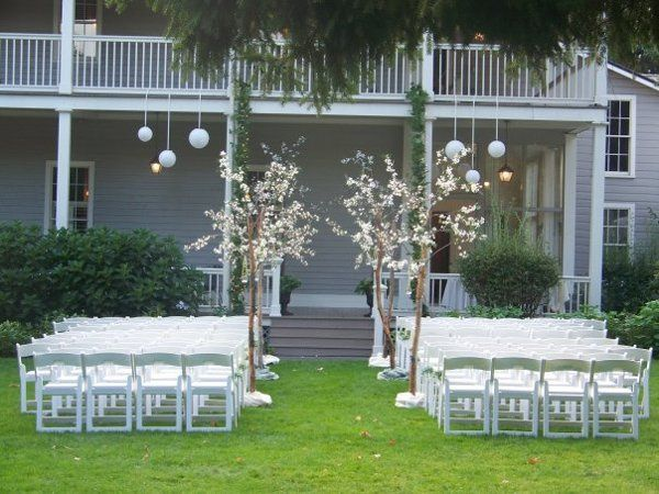 East Lawn Ceremony