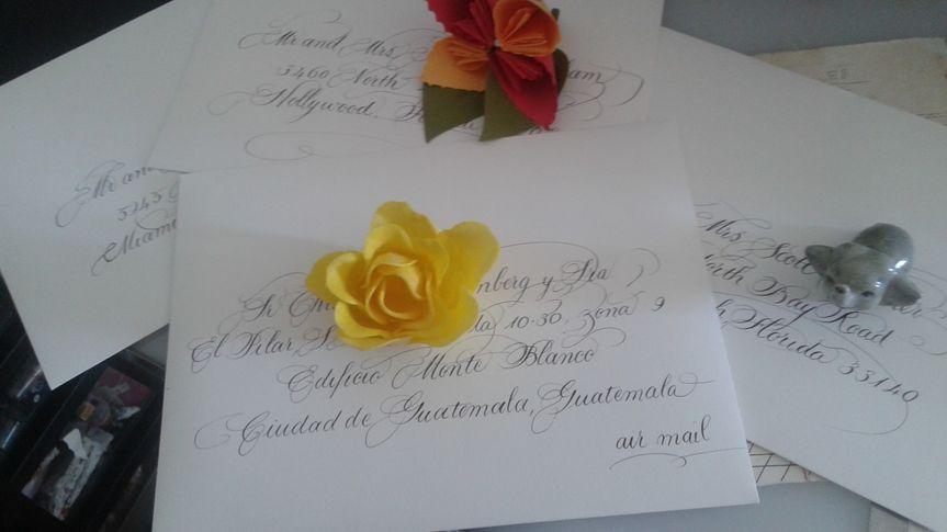 broncha s calligraphy for all occasions invitations north miami