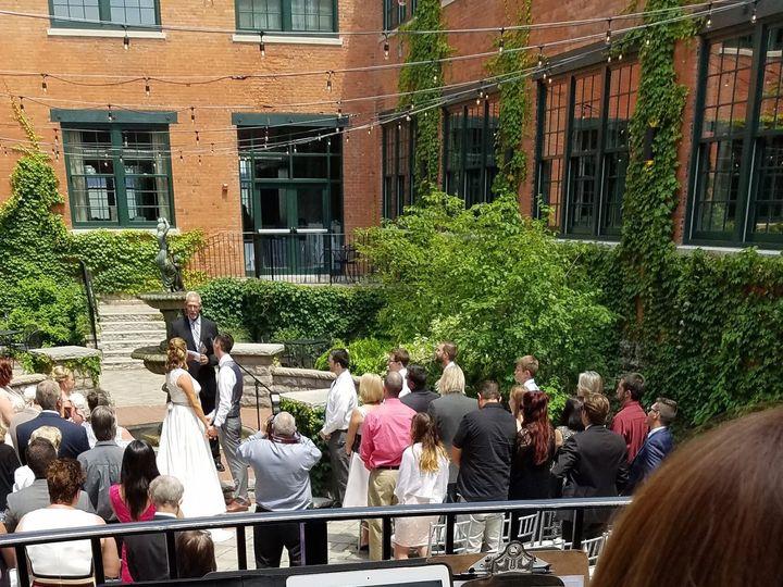 Tmx 1500394359165 Outdoor Ceremony Piano Buffalo, NY wedding ceremonymusic